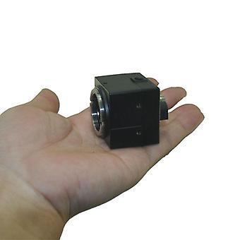 Hd32x32 Aluminum Cover Material Protective Cctv Camera Mini Box Shell Housing