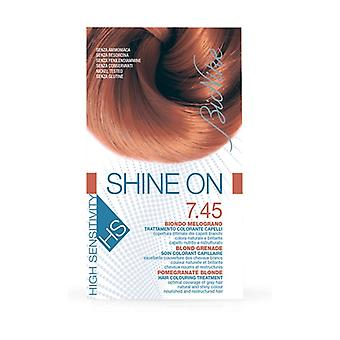 Shine On HS 7.45 Pomegranate Blonde Hair Coloring Treatment 1 unit