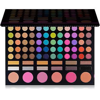 SHANY sombra de olho & blush e rosto em pó paleta 78 cor cosméticos paleta de maquiagem