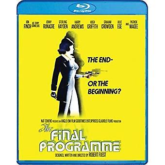 Final Programme [Blu-ray] USA import