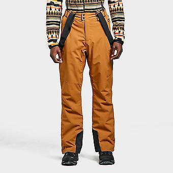 New Protest Men's Owens Snow Pant Orange