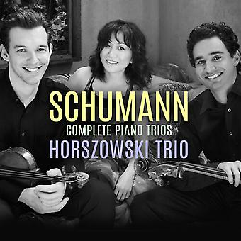 Complete Piano Trios [CD] USA import