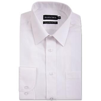 Double TWO Long Sleeve Non-Iron Shirt