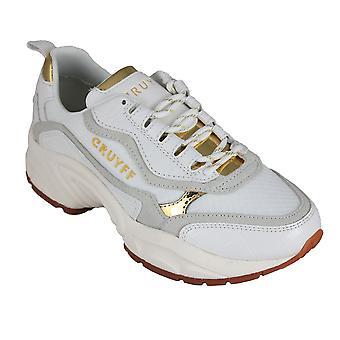 Cruyff ghillie white/gold - women's footwear