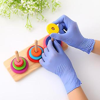 Wegwerp latex rubber - huishoudelijke schoonmaakhandschoenen voor links en rechts