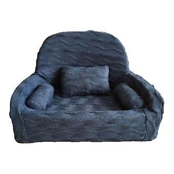 Nyfödd fotografi rekvisita baby poserar soffa kudde set, stol dekoration
