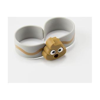 Citronella Emotics bracelet (Caquita model) 1 unit