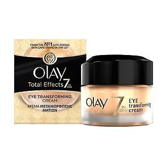 TOTAL EFFECTS crema transformadora ojos 15 ml 15 ml of cream