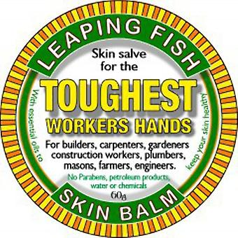 Leaping Fish Toughest Workers Hands 60ml / 60g Tin