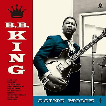 King,B.B. - Going Home [Vinile] Importazione USA