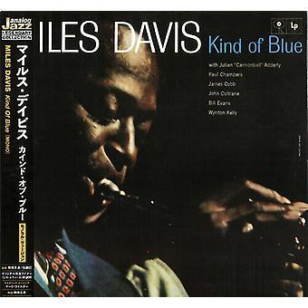 Davis, Miles - Kind Of Blue (Mono) [Vinyl] USA import