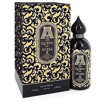 The Queen Of Sheba Eau De Parfum Spray By Attar Collection 3.4 oz Eau De Parfum Spray