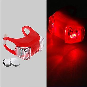 Bike Bicycle Led Taillight Rear Tail Safety Warning Portable Light, Usb