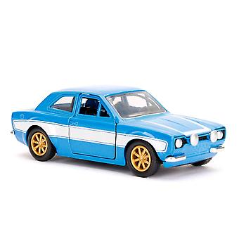 F&F Ford Escort RS2000 MK1 1:32 Scale Hollywood Ride