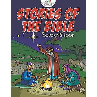 Stories of the Bible Coloring Book by Kreative Kids - 9781683775027 B