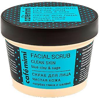 Cafe Mimi Clean Skin Facial Scrub 110 ml