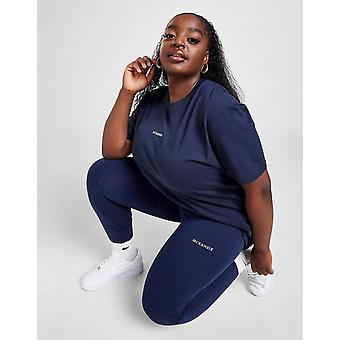 New McKenzie Women's Core Plus Size Leggings from JD Outlet Blue