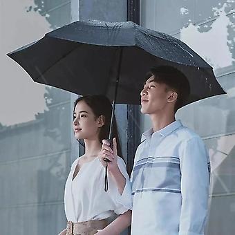 90fun Automatic Folding Windproof Resistant Umbrella Upf50+ Anti Uv