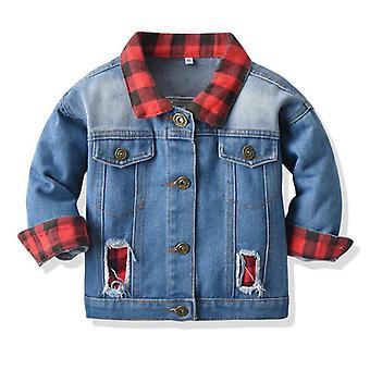 Téli divat Unisex farmer kabát kabátok