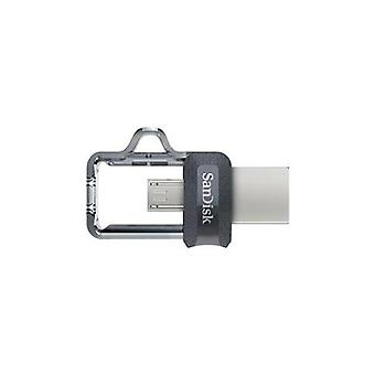 Sandisk Otg Ultra Dual Usb Drive 3.0 For Android Phones 150Mb/S
