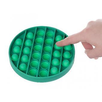 Pop It Fidget - Cirkel (Grön)