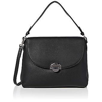Bogner Sulden Annie - Women's crossbody bag, 15 x 25 x 34 cm, Black, 15x25x34 cm (B x H x T)