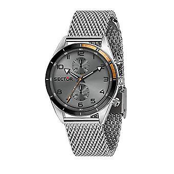 Sector No Limits Men's Watch, Collection 770, Quartz Movement, Multifunction, Steel - R3253516005