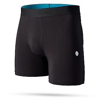 Holdning Standard 6In Boxer Kort Undertøj i sort