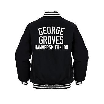 George groves boxing legend jacket