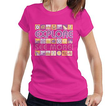 Sindy Explore See More Women's T-Shirt