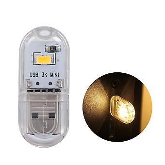 Mini Usb Light Led Night Light Keychain Reading Led Lamp