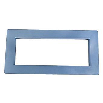 Custom 25541-009-020 Skimmer façade large couverture - bleu clair