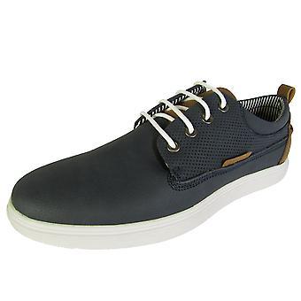 Steve Madden Mens P-Rangel Lace Up Oxford Sneaker Shoes