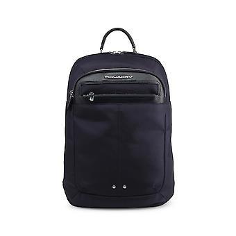 Piquadro - Väskor - Ryggsäckar - CA3772LK2-BLU - Herrar - Navy