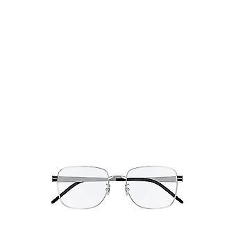 Saint Laurent SL M56 silver female eyeglasses