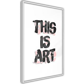 Poster - This Is Art [Poster]