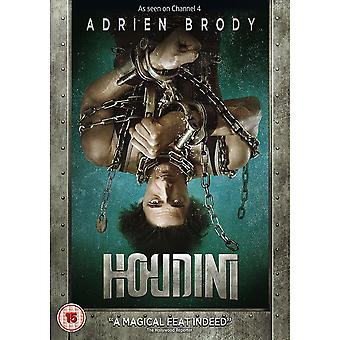 Houdini DVD