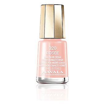 Nail polish Nail Color Mavala 320-rosee (5 ml)
