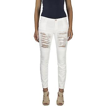 MET pantalones de mujer Georgia / Z blanco