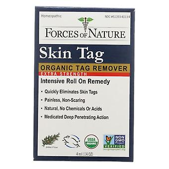 Forces of Nature Skin Tag Control Extra Strength, 4 ml