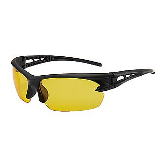 Sunglasses Men's Sports Outdoor Riding Glasses Night Vision Windproof Dustproof Insect-proof