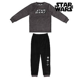 Children's Pyjama Star Wars Black