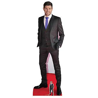 Steven Gerrard Suit Lifesize Cardboard Cutout / Standee