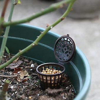 Potten plantenbakken tuinman gereedschap planten groeien organische meststof manden bonsai container kit