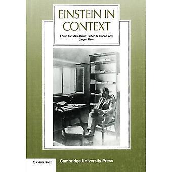 Einstein in context