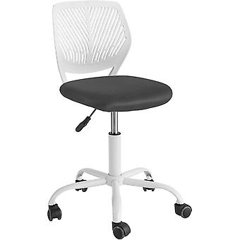 Sedia da ufficio girevole regolabile SoBuy, FST64-W