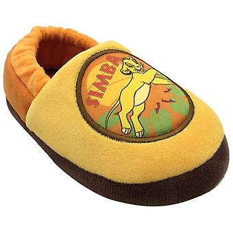 The Lion King Childrens/Kids Simba Polyester Slippers