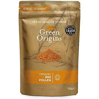 Organic Bee Pollen - 75 grams