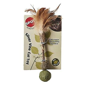 Spot Silver Vine Cat Toy Medium Assorted Styles - 1 count