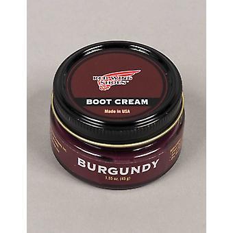 Red Wing 97113 Boot Cream - Burgundy